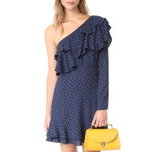 Beautiful one shoulder dress by Nordstrom WAYF